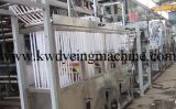Poliestere Ribbons Continuous Dyeing&Finishing Machine con High Temp