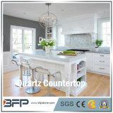 Черный кварц, искусственний камень, белый кварц, слябы кварца для Countertop кухни
