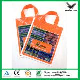 Изготовленный на заказ дешевые полиэтиленовые пакеты покупкы HDPE LDPE