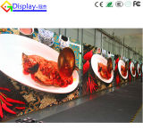 P3.91 Indoor Rental LED Display Screen mit 500mm x 500mm Cabinet