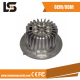 Aluminium Druckguß Anozided LED Flutlicht-Gehäuse Manufactur