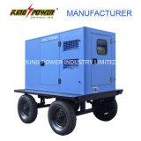 30kw Diesel van Cummins Generator die wijd in Beweegbare Krachtcentrales wordt gebruikt