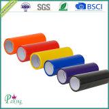 紫色カラー郵送物のための付着力BOPPパッキングテープ
