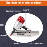 Fnn3490-HK213 압축 공기를 넣은 종이에 의하여 대조되는 공기 프레임 못 전자총