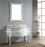 '' antike weiße Badezimmer-Schrank-gesetzte Badezimmer-Eitelkeit des festen Holz-48