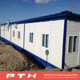 Chambre préfabriquée de conteneur de paquet plat pour la construction à la maison