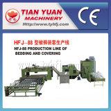 Nicht gesponnener Faser-Steppdecke-Produktionszweig (HFJ-88)