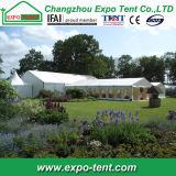 Grande tenda bianca creativa bollata del partito per la cerimonia nuziale