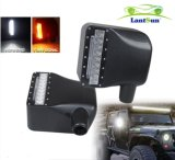 27W LED Mirror Lights Turn Signal für Jeep Wrangler Jk
