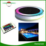 Kleurrijke en RGB Zonne LEIDENE van het Zwembad Lichte Zonne Romantische het Drijven LEIDEN Licht op het Water met Afstandsbediening