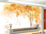 Home Decorationのための美しいWall Paper