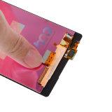 ソニーXoeria Z4の表示部のための電話アクセサリLCDのタッチ画面