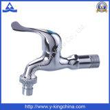 Latón de alta calidad Plumbling agua Bibcock (YD-2021)