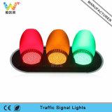 Indicatore luminoso completo del segnale stradale di Epistar LED della sfera di alta qualità 300mm