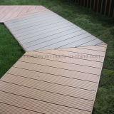 Vendas quentes! ! Oco WPC Decking Floor Wth Recycled Materials