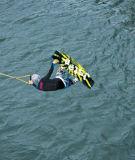 Спасательный жилет, отражательный, тельняшка безопасности, Swimwear, спорты воды Wm-221
