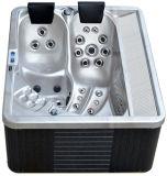 Baril en bois Hotpot de Bath de pied de rouleau-masseur ponctuel