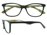 2016 het Speciale Frame Van uitstekende kwaliteit van het Schouwspel van de Acetaat van de Tempel Eyewear
