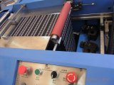 Машина тесемок сатинировки ультразвуковая разрезая