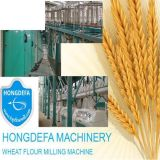 Máquina da fábrica de moagem do trigo da farinha 10t da padaria do baixo custo