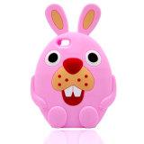 iPhone аргументы за силикона кролика шаржа 3D 6 6splus 7 7plus (XSDW-031)