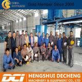 Máquina de la tarjeta de yeso de la alta calidad (tipo del gas/del carbón/del petróleo)
