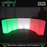 Contador Multicolor da barra de mudança do diodo emissor de luz