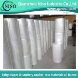 Weiche Windel-Rohstoffe nichtgewebtes Coversheet mit Cer (HY-011)