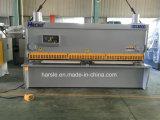 안정되어 있는 질 QC11k 유압 단두대 CNC 깎는 기계를 가진 Harsle 상표 제품
