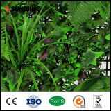 정원을%s Design 베스트셀러 PVC Coated Artificial Plant Fence Panels