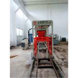 Bloc creux concret de la colle automatique faisant la machine/machine de brique