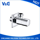 Valogin Brass Angle Valve com High Polishing