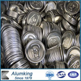 5052 aluminio Lid para Beverage Poder