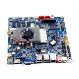 Материнская плата 1037 Itx промышленная с 6COM/SIM/Lvds /DC Jack