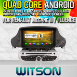 Giocatore Android dell'automobile DVD GPS di Witson S160 (W2-M145)