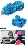 De super Mitt Schoonmakende Handschoenen van de Autowasserette van Microfiber