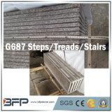 Economisch Chinees Graniet G602/G687/G664/G654/G383 voor Trede/Stap/Step&Riser/Treads