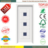 China Top10 Best Price Solid Wood Door