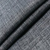Ткань джинсовой ткани Spandex полиэфира черного хлопка Viscose для джинсыов