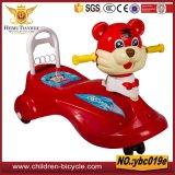 Новая езда малышей типа на автомобиле с младенцем автомобиля For2-7years качания нот старым