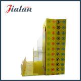 Подгоняйте напечатанный логосом уникально специальной мешок персонализированный конструкцией скачками бумажный