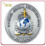 Moneta militare apri di bottiglia del metallo su ordinazione di disegno di modo
