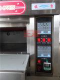 Functie van het Baksel van de Oven van het Dek van de Bakkerij van de Stoom van het Gas van Pavailler de Enige (zba-102M)