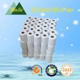 Empapelar hasta el papel termal Rolls, tipo de papel papel termal Rolls de Rolls 57m m de la caja registradora de 57m m