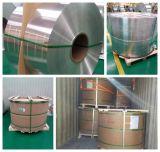 Bobina de aluminio revestida para las cápsulas de los casquillos de los PP