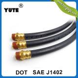 FMVSS 106 SAE J1402 3/8 conjunto de la manguera de frenos de aire pulgadas