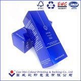 Crear el rectángulo cosmético impreso del papel para requisitos particulares de arte para empaquetar