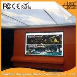 Visualización de LED de alquiler barata de interior P2.5 del precio de fábrica del surtidor de China