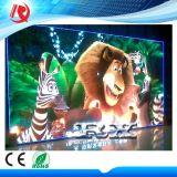 Tablilla de anuncios programable al aire libre de la muestra de SMD P8 LED