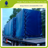 공장 가격 PVC는 트럭 덮개 Tb097를 위한 직물 방수포를 입혔다